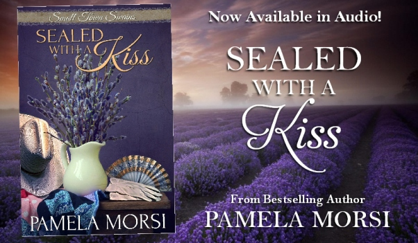 Sealed with a Kiss audio